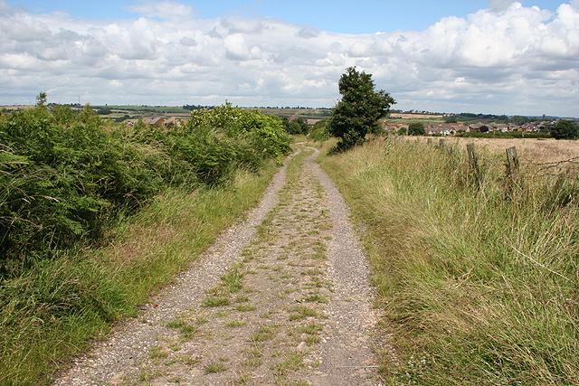 Above Munsbrough Lane