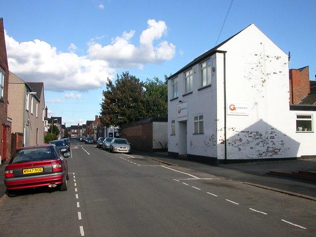 Rugby-Tom Brown Street
