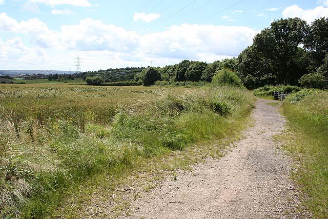 Bridleway, Greasbrough