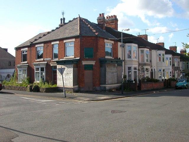 Rugby-Bath Street