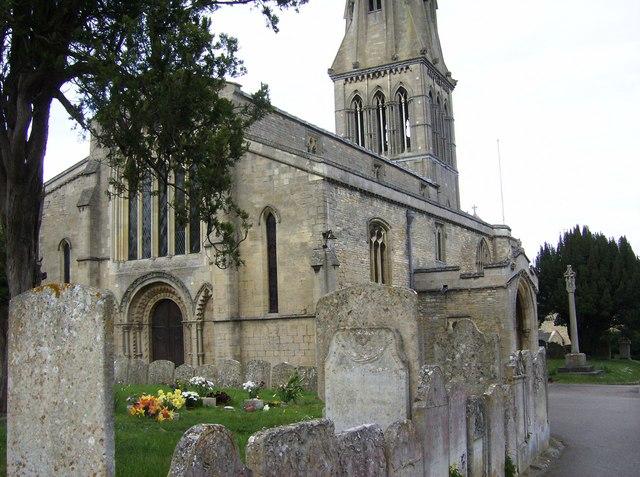 Ketton church
