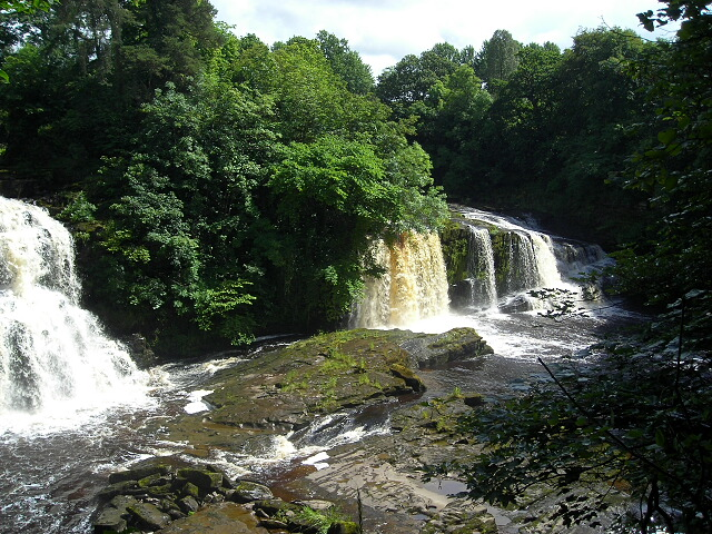 Bonnington Linn, Falls of Clyde