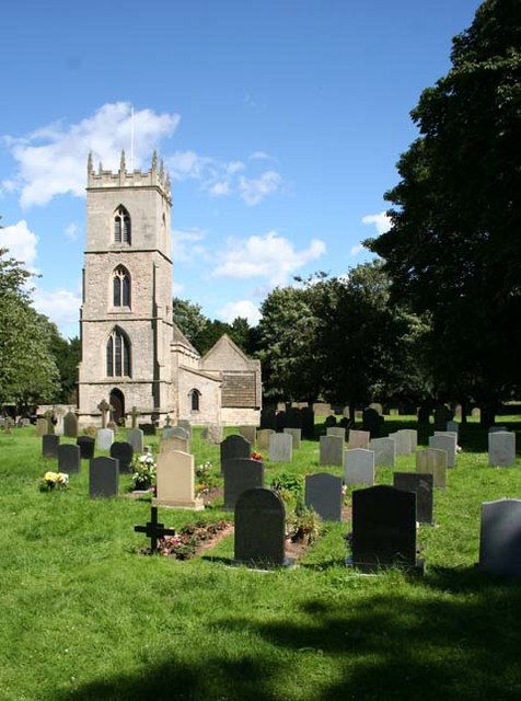 St. Katherine's Church, Loversall