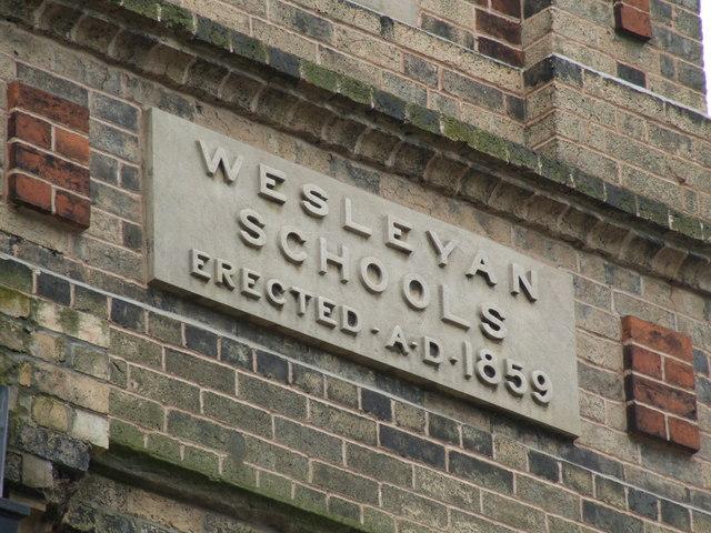 Former Wesleyan School, Lincoln