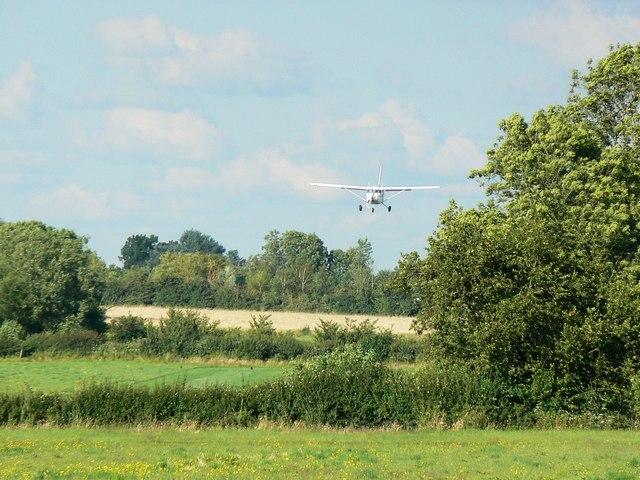 Redlands Flying School, Wanborough (7)