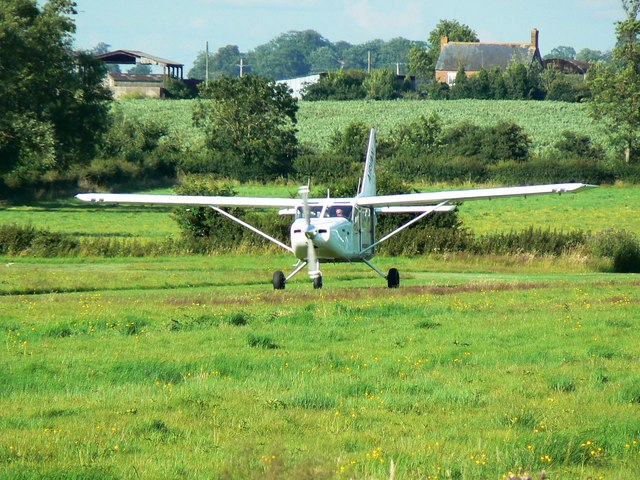 Redlands Flying School, Wanborough (8)