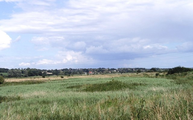 Lower Stour valley west of Manningtree