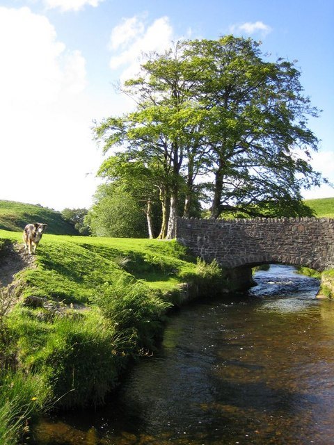Lower Willingford Bridge