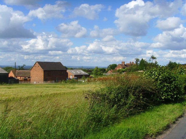 Wrekin Farm