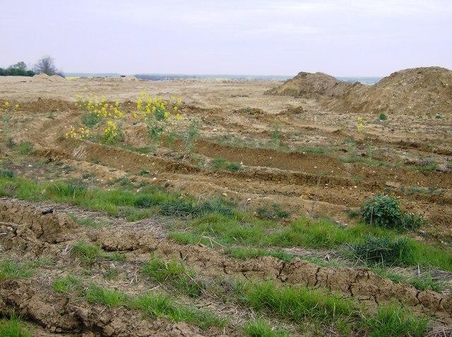 Former farmland