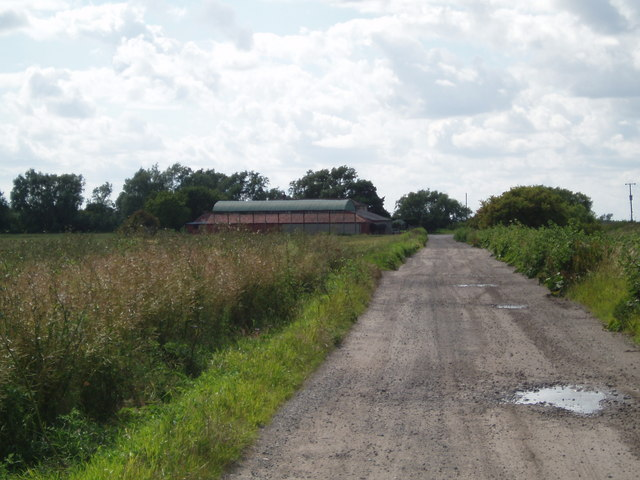 Top Moor Farm on Swinefleet Moor
