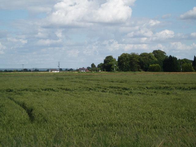 The farms of Goole Fields