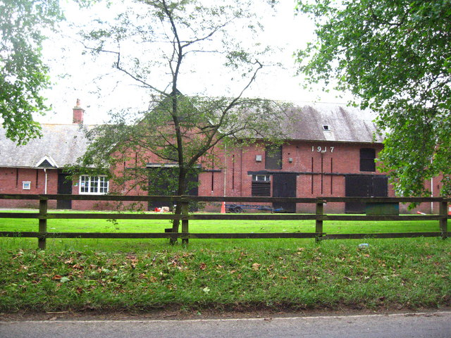 Colleg Gwent Agricultural Buildings Usk