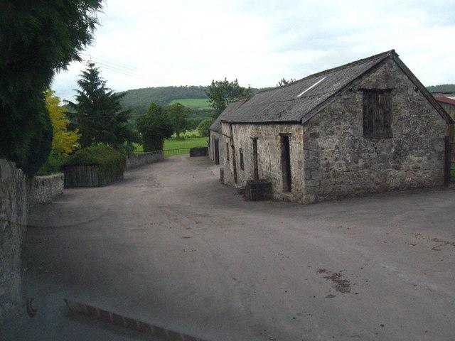 Farm Buildings Estavarney