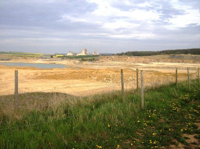 Ketton quarry