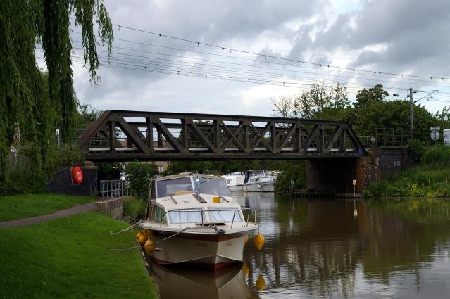 Railway Bridge over the Great Ouse