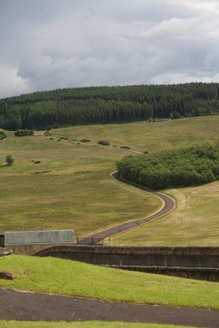 Kielder Service Road