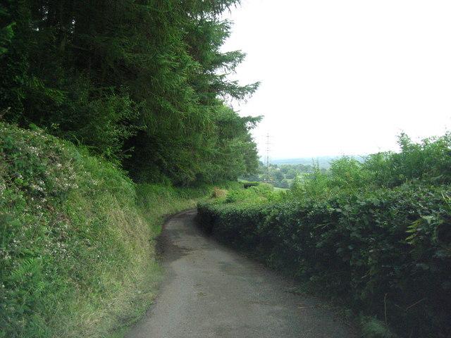 Ty-bwmpyn Road
