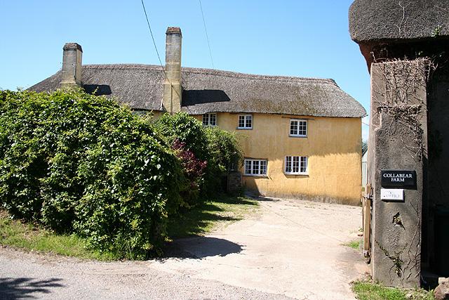 Tawstock: Collabear Farm
