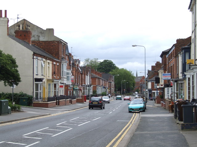 Monks Road, Lincoln