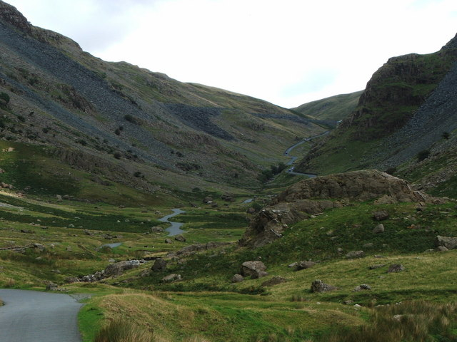 Honister Pass, just above Buttermere