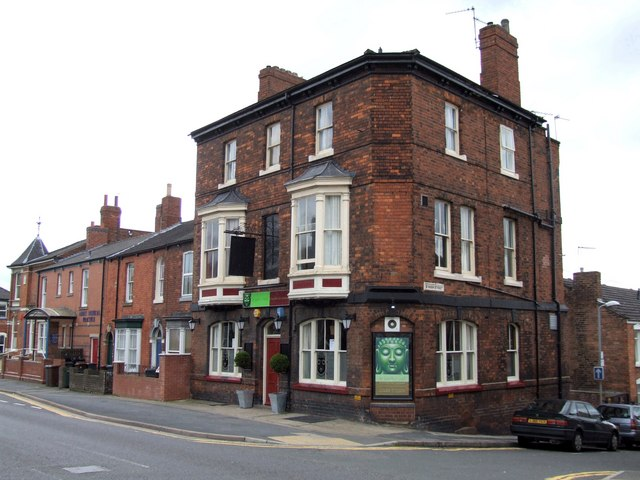 Hotel on Monks Road, Lincoln