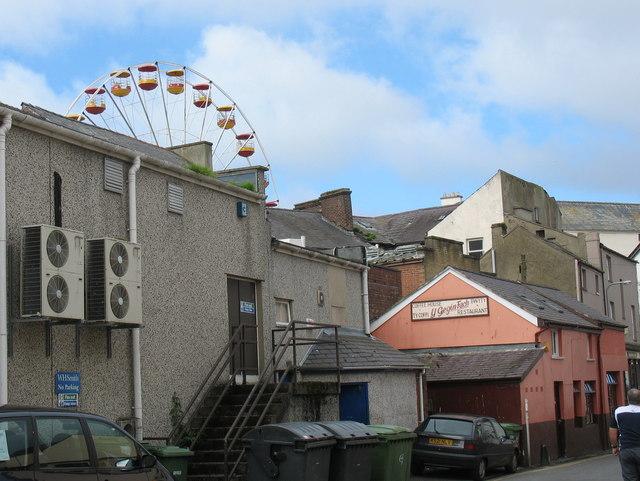 The Big Wheel from Penllyn