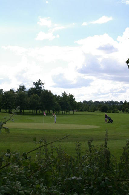 Bourn Golf Course