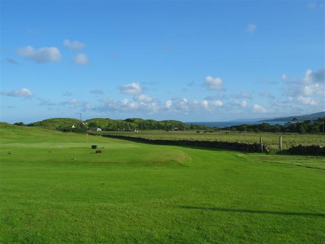 Carradale Golf Course.