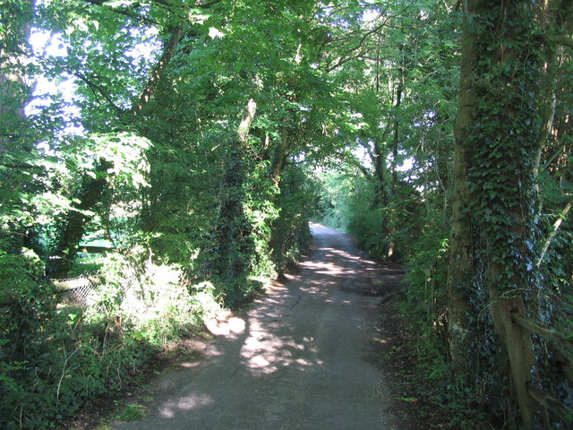 Bridleway to Pen Hill