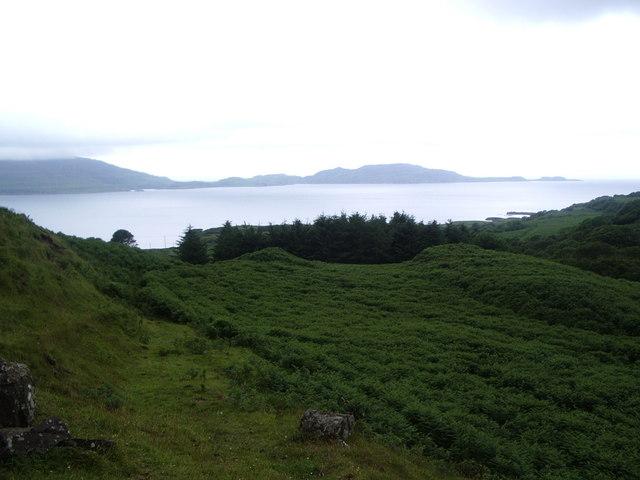 View towards Kilninian