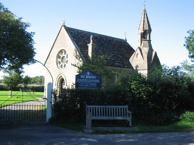 St Johns, Charlton Musgrove.