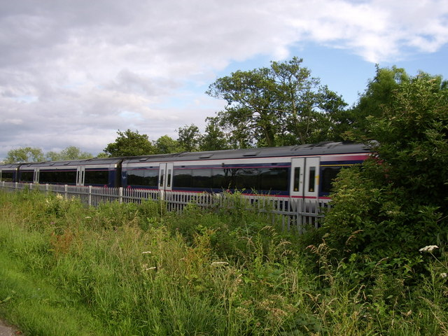 Train - Dundee to Perth