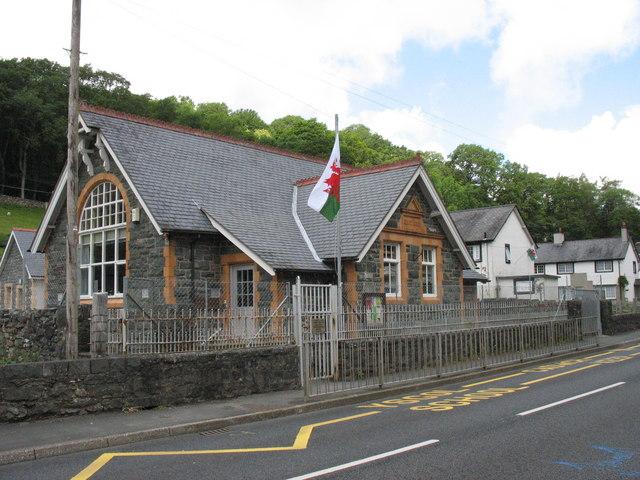 Ysgol Gynradd Y Ganllwyd Primary School