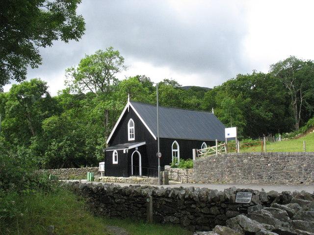 Neuadd Bentref Y Ganllwyd Village Hall