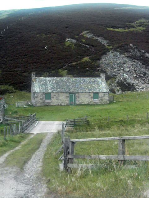 Percy Topliss's Cottage