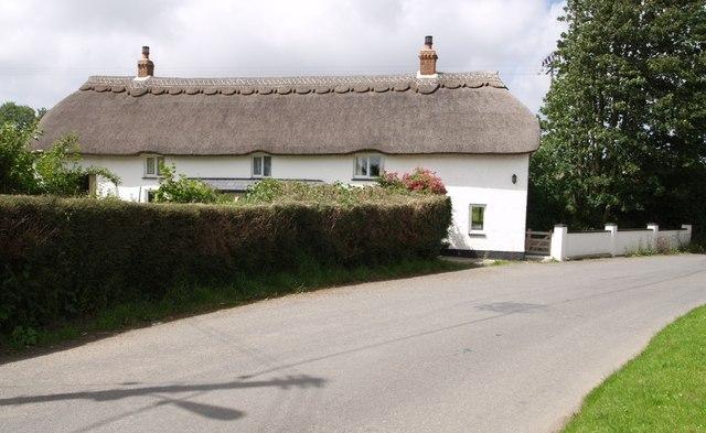 Cottage at Higher Prestacott