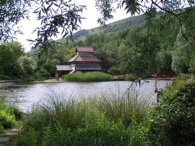 Festival Park in Ebbw Vale