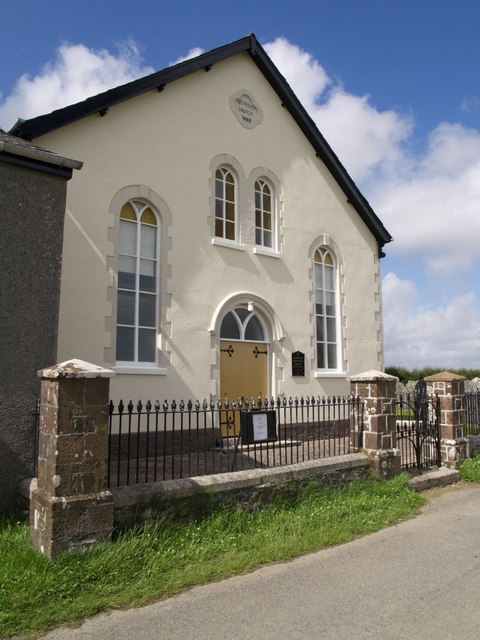 Ashwater Methodist Church
