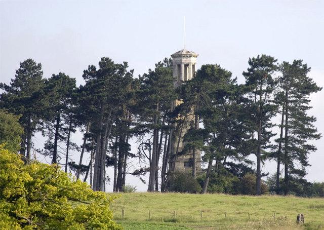 Tower, Grimston Park