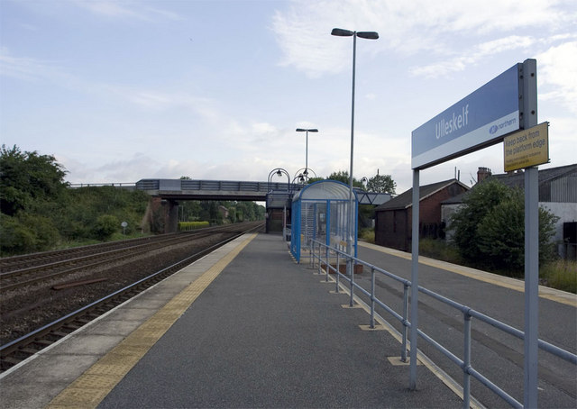 Ulleskelf Station