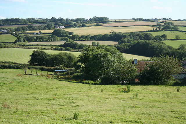 Yarnscombe: towards Delley