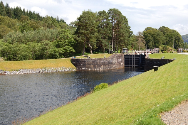 Gairlochy Top Lock