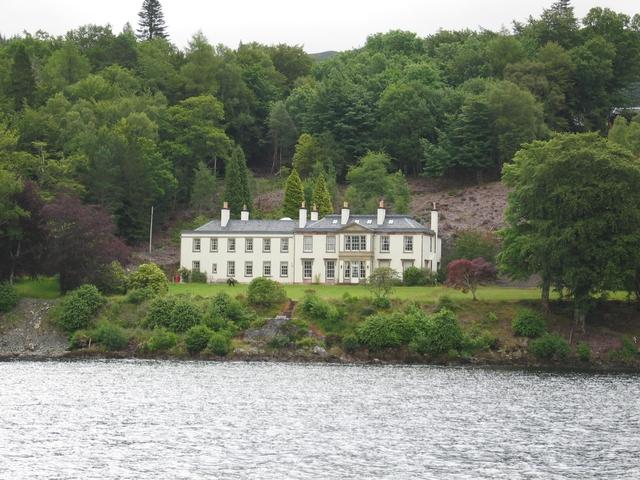 Glenfintaig House