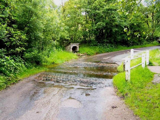 Ford Near Bagnall