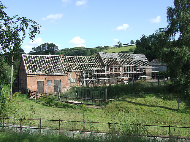 Barn Conversions in Aston Eyre, Shropshire