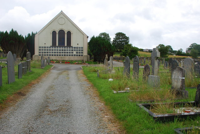 Capel Deugorn - Mynwent Pwllheli Cemetery