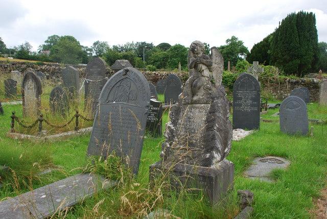 Mynwent Pwllheli Cemetery