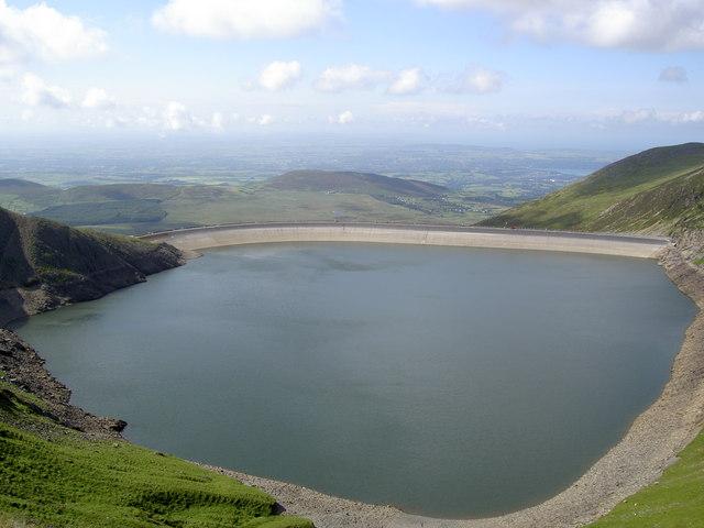 Marchlyn Mawr reservoir