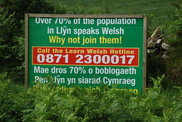 Defnyddiwch eich Cymraeg - Use your Welsh